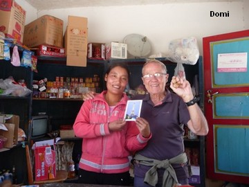 La Chine sac au dos (34) Aux confins du Tibet (西藏): 2e épisode: Sichuan (四川): de Benzilan (奔子栏)  à Derong (得荣) et Ciwu (茨巫)  Derong10