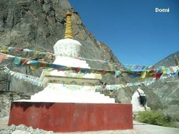 La Chine sac au dos (34) Aux confins du Tibet (西藏): 2e épisode: Sichuan (四川): de Benzilan (奔子栏)  à Derong (得荣) et Ciwu (茨巫)  Derong13