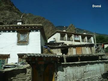 La Chine sac au dos (34) Aux confins du Tibet (西藏): 2e épisode: Sichuan (四川): de Benzilan (奔子栏)  à Derong (得荣) et Ciwu (茨巫)  Derong14
