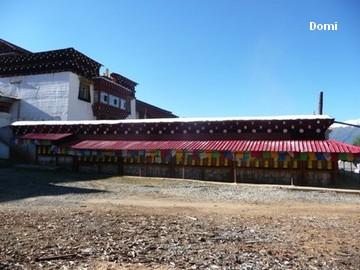 La Chine sac au dos (34) Aux confins du Tibet (西藏): 2e épisode: Sichuan (四川): de Benzilan (奔子栏)  à Derong (得荣) et Ciwu (茨巫)  Derong17