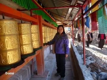 La Chine sac au dos (34) Aux confins du Tibet (西藏): 2e épisode: Sichuan (四川): de Benzilan (奔子栏)  à Derong (得荣) et Ciwu (茨巫)  Derong18