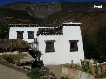 La Chine sac au dos (34) Aux confins du Tibet (西藏): 2e épisode: Sichuan (四川): de Benzilan (奔子栏)  à Derong (得荣) et Ciwu (茨巫)  Derong22
