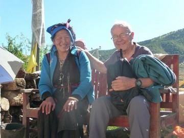 La Chine sac au dos (34) Aux confins du Tibet (西藏): 2e épisode: Sichuan (四川): de Benzilan (奔子栏)  à Derong (得荣) et Ciwu (茨巫)  Derong25