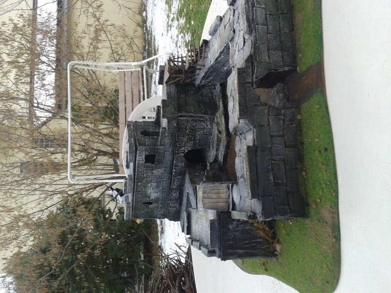 Finitions château 20160119