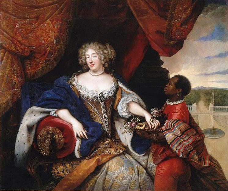 le grand Trianon - La Palatine arrière grand-mère de Marie-Antoinette - Page 3 Liesel10