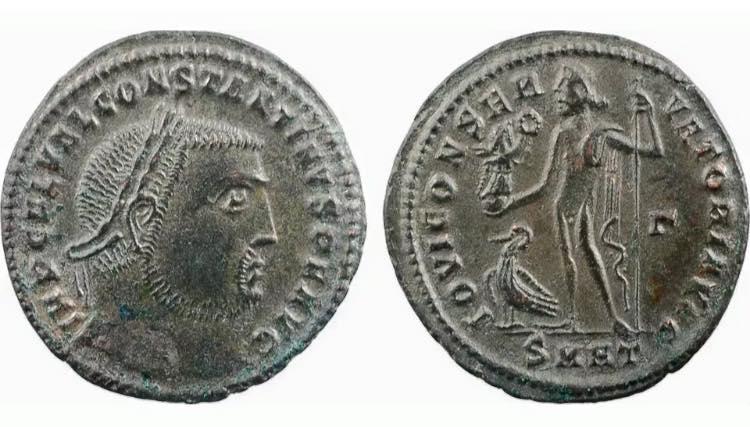 RIC VI Heraclea 75 versus RIC VII Heraclea 5 12107710