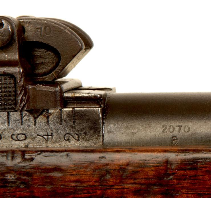 Gewehr 98: arsenaux et productions 810