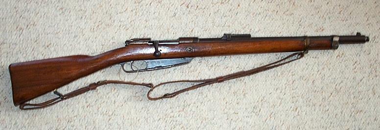 gewehr 88 et mousqueton Turkka10