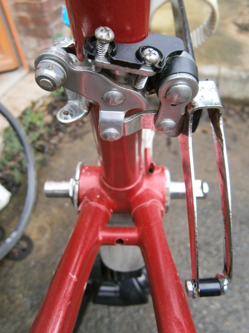 Poulidor 1980 - Sorti de grange P1033015