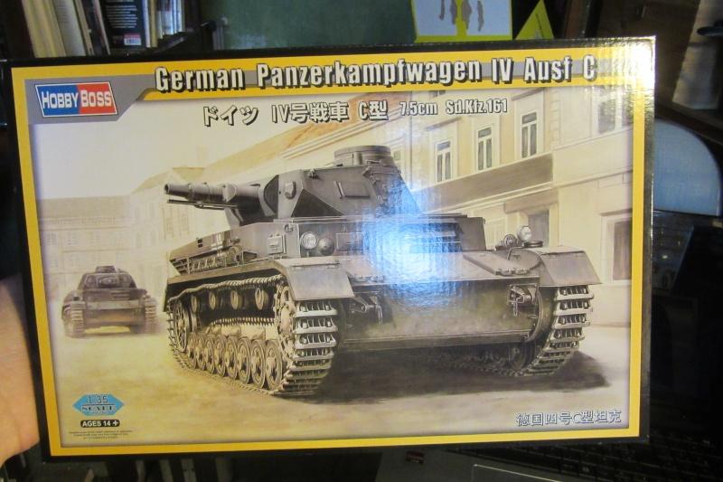 Panzer IV ausf C-Hobby Boss- 1/35 1ere_p10