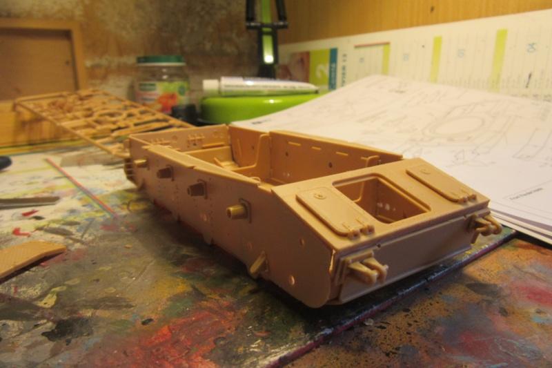 Panzer IV ausf C-Hobby Boss- 1/35 1ere_p15