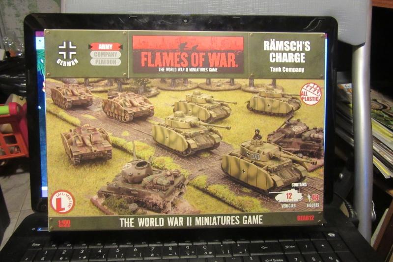 Panzer IV ausf H - Battlefront - 1/144eme Flames10