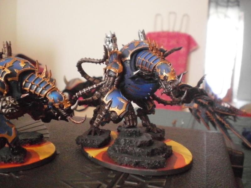 Warhammer 40K, mes réalisations Thousa10