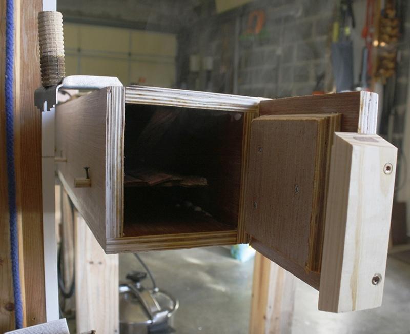 [Fabrication] Des serviteurs en série Porte10