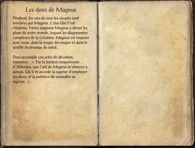 [Magnus] Les dons de Magnus Screen22