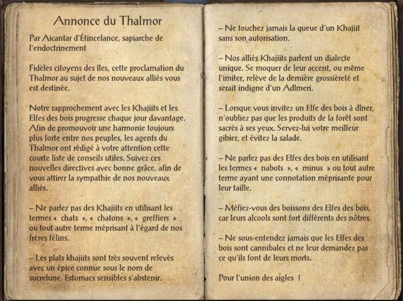 [Domaine aldmeri] Annonce du Thalmor Screen36