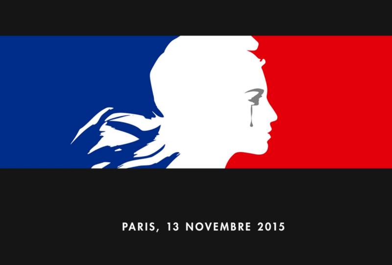 Sincères condoléances à la France.  12238010