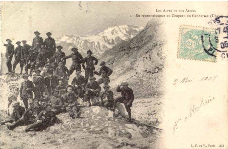 Nouvelles photos de nos Alpins. Ub10