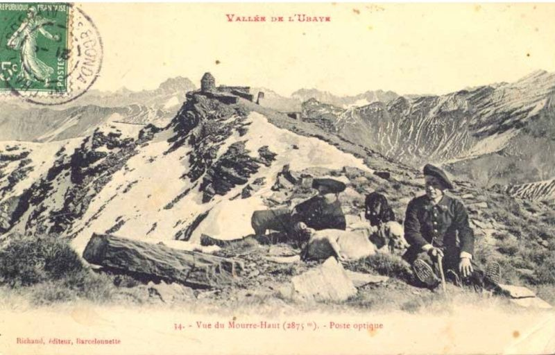 Nouvelles photos de nos Alpins. Ub110
