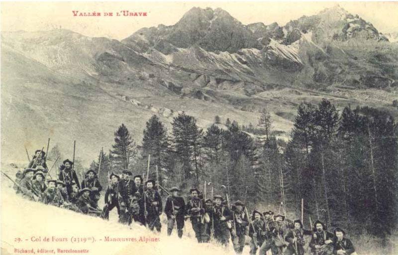 Nouvelles photos de nos Alpins. Ub210
