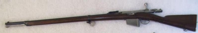 Le fusil Chassepot Grassi10