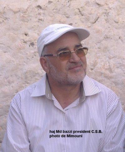 Mohamed bazzi un president de commune militant  pour le developpement M_bazz10