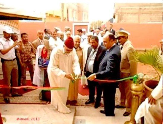 Mohamed bazzi un president de commune militant  pour le developpement Sidibi12