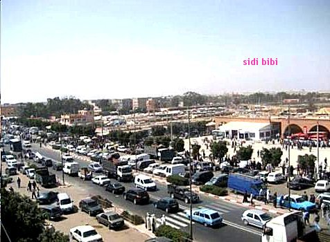 Mohamed bazzi un president de commune militant  pour le developpement Sidibi13