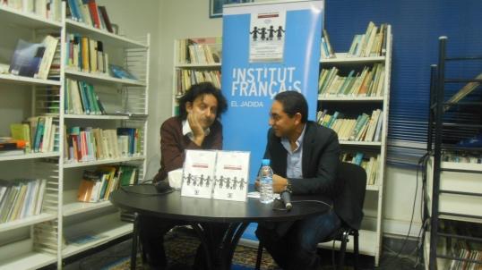 Hicham Houdaïfa : « Dos de femme, dos de mulet » Dscn4312