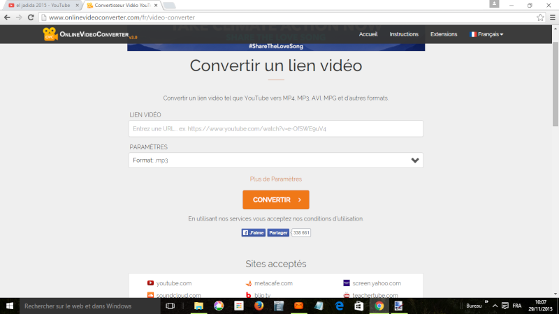 Capture de film et vidéo sur Youtube, Vimeo ou Dailymotion Image_11