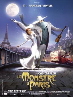 """19/03 - Cinéma jeunesse : """"un monstre à Paris"""" Monstr10"""