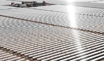 Le Maroc résolument tourné vers les énergies renouvelables Noor_010