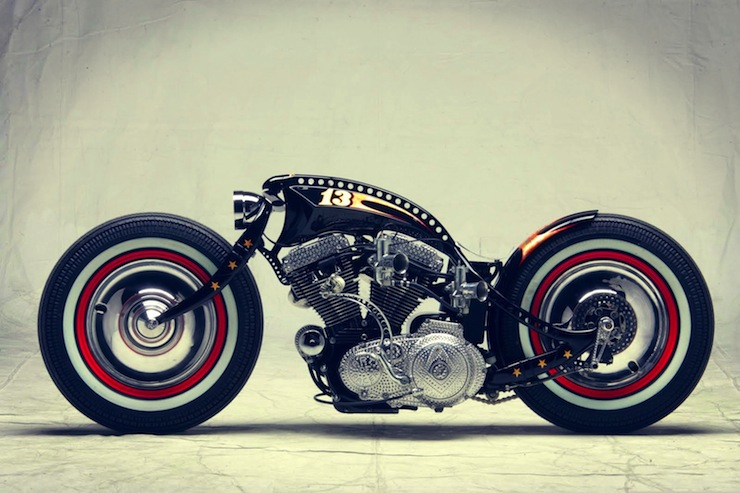 HOT IMPORT  Harley10