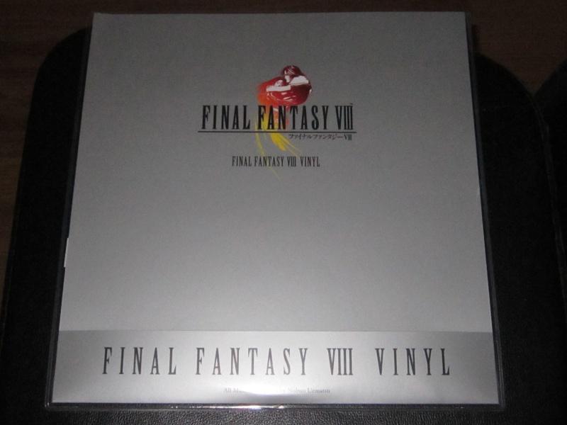 vinyles final fantasy VIII numéroté Img_0044