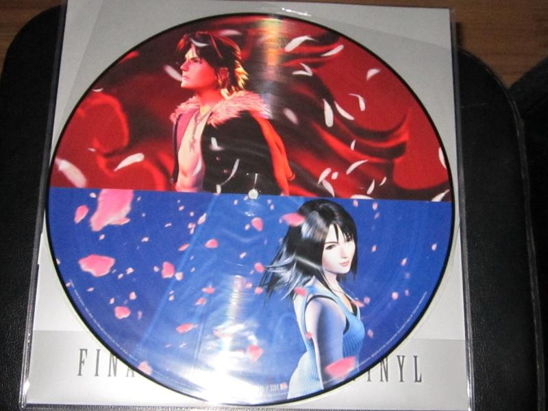 vinyles final fantasy VIII numéroté Img_0045