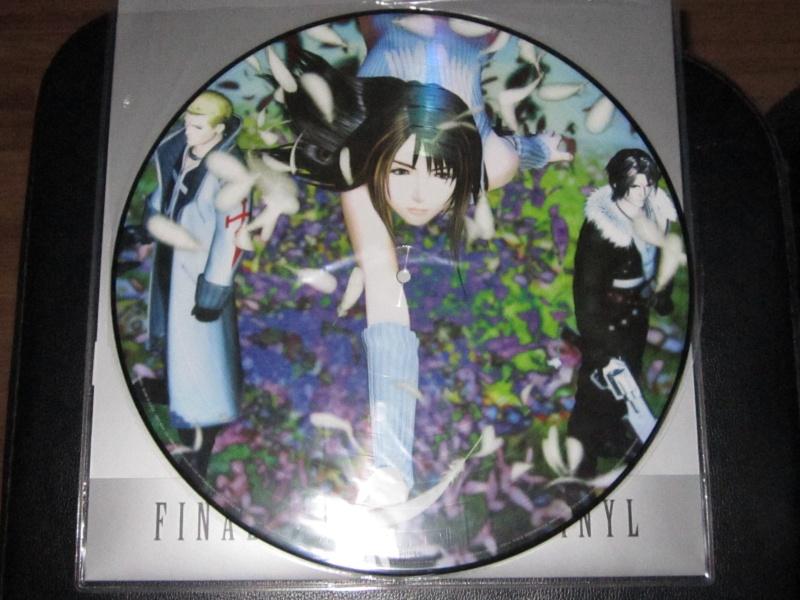 vinyles final fantasy VIII numéroté Img_0046