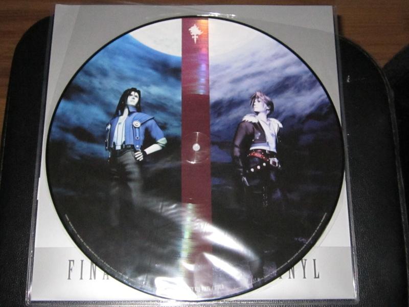 vinyles final fantasy VIII numéroté Img_0047