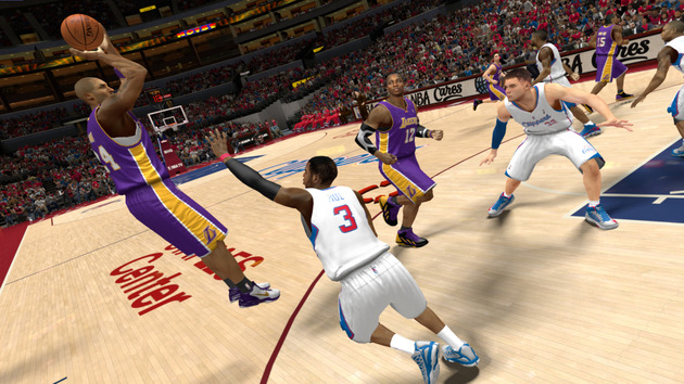 Review: NBA 2K13 (Wii U Retail) 630x15