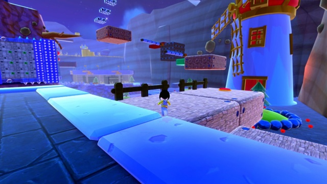 Review: FreezeMe (Wii U eShop) Freeze18