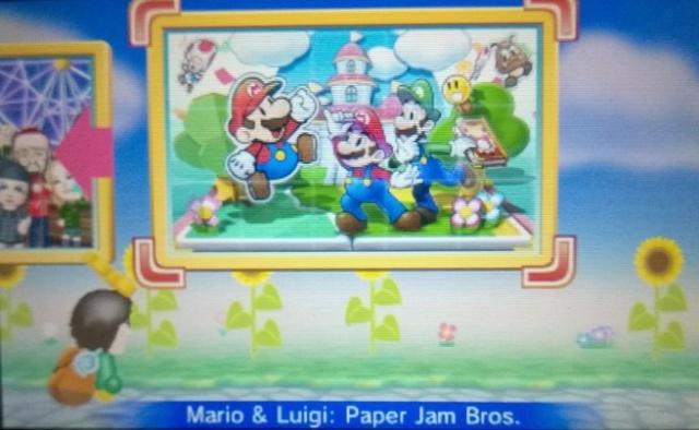 3DS Spotpass Puzzle: Mario & Luigi Paper Jam Puzzle is Available Now in Europe! Mario-10