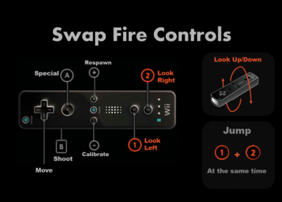 eShop: FPS Swap-Fire Is Coming To The Wii U! Swap-f10