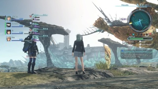 Daily XBCX Screens: Our First Screenshots of Xenoblade Chronicles X! Wiiu_s12