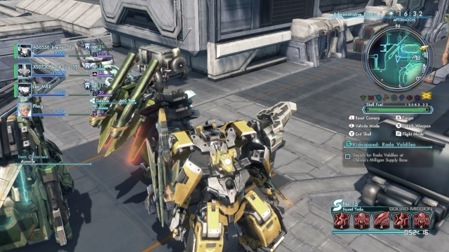 Hands-On: Xenoblade Chronicles X Skell Preview! Wiiu_s21