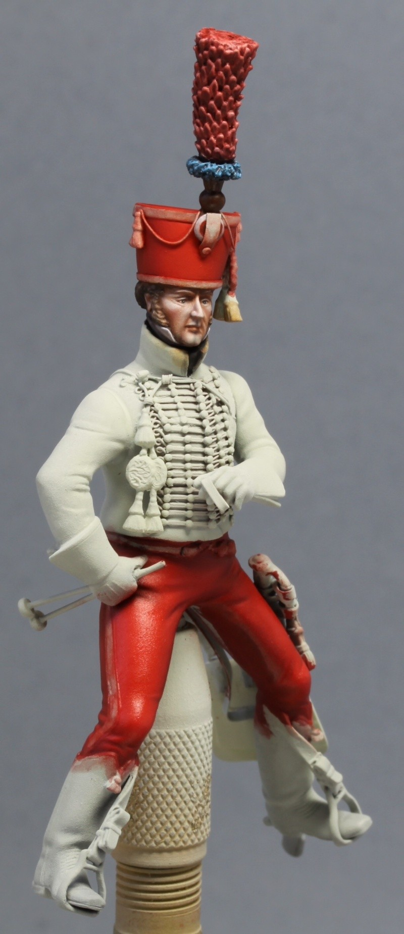 Timbalier des grenadiers à cheval de la Garde Impériale - Page 3 Image33