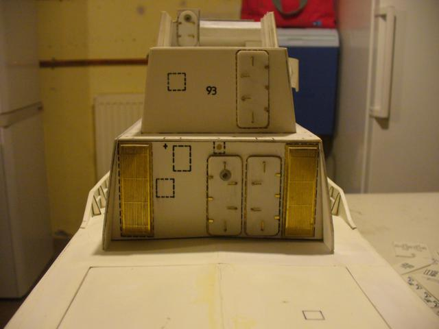 HMCC Patrouilleur Sentinel Cutter  AU 1/40ème de chez Model Slipway  - Page 3 Seinti10