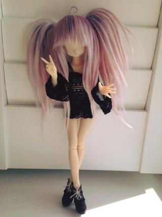 [ So doll ] - Wig méchée verte ! - 12108110