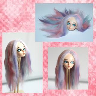 [ So doll ] - Wig méchée verte ! - Alpaca10
