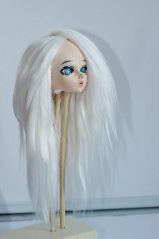 [ So doll ] - Wig méchée verte ! - Img_0710