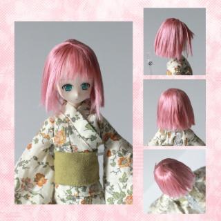 [ So doll ] - Wig méchée verte ! - Ruda-l10