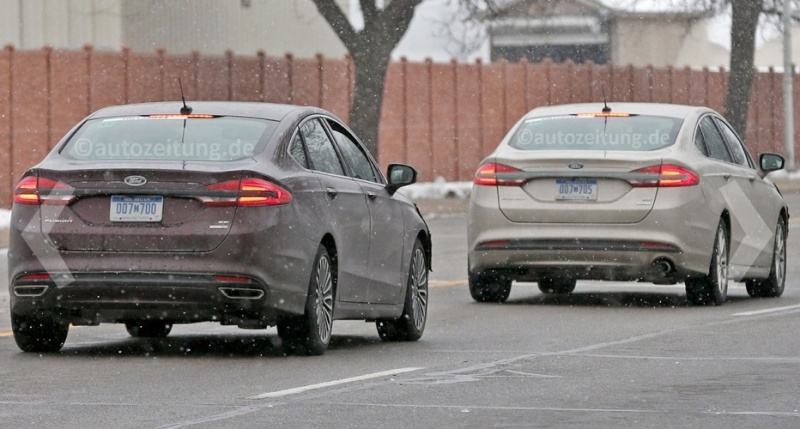2016 - [Ford] Mondeo / Fusion restylée - Page 2 Sans_t11